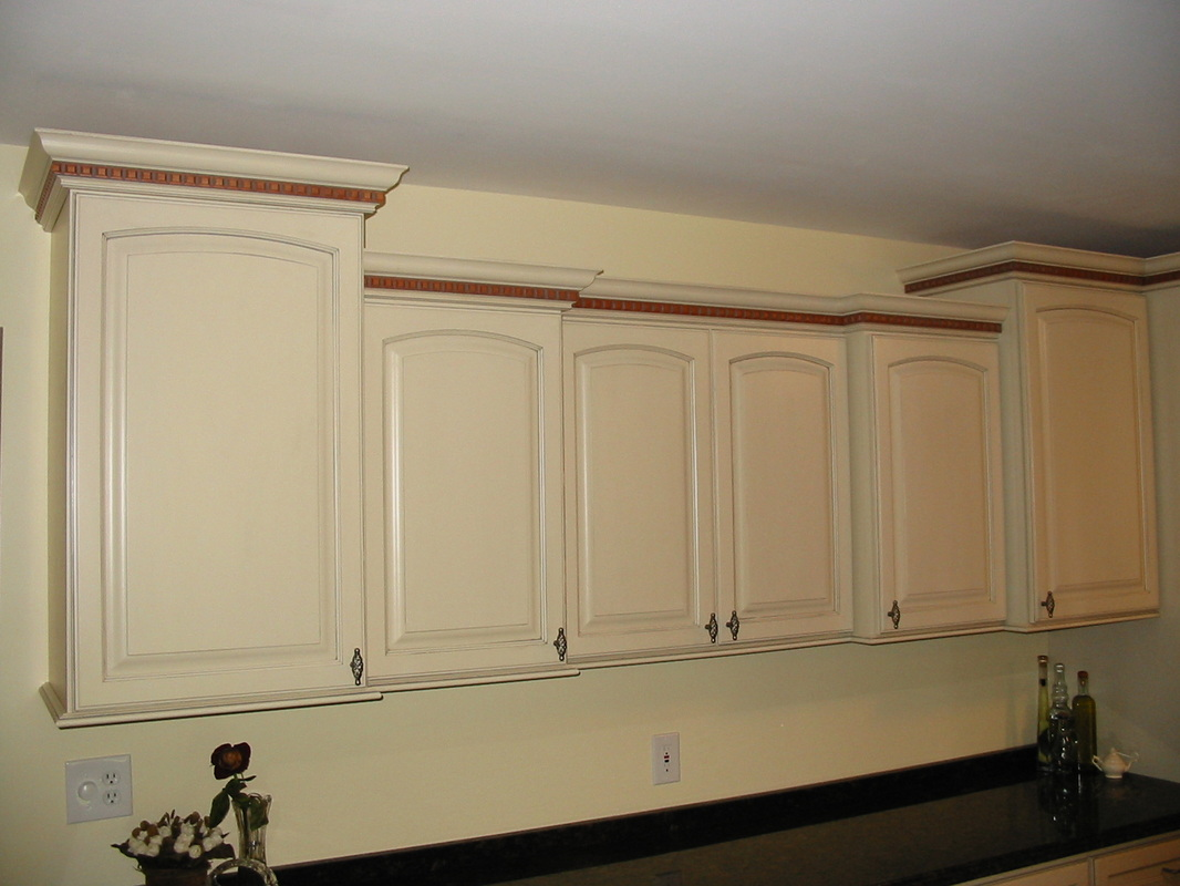 Image Result For Painted Kitchen Cabinets