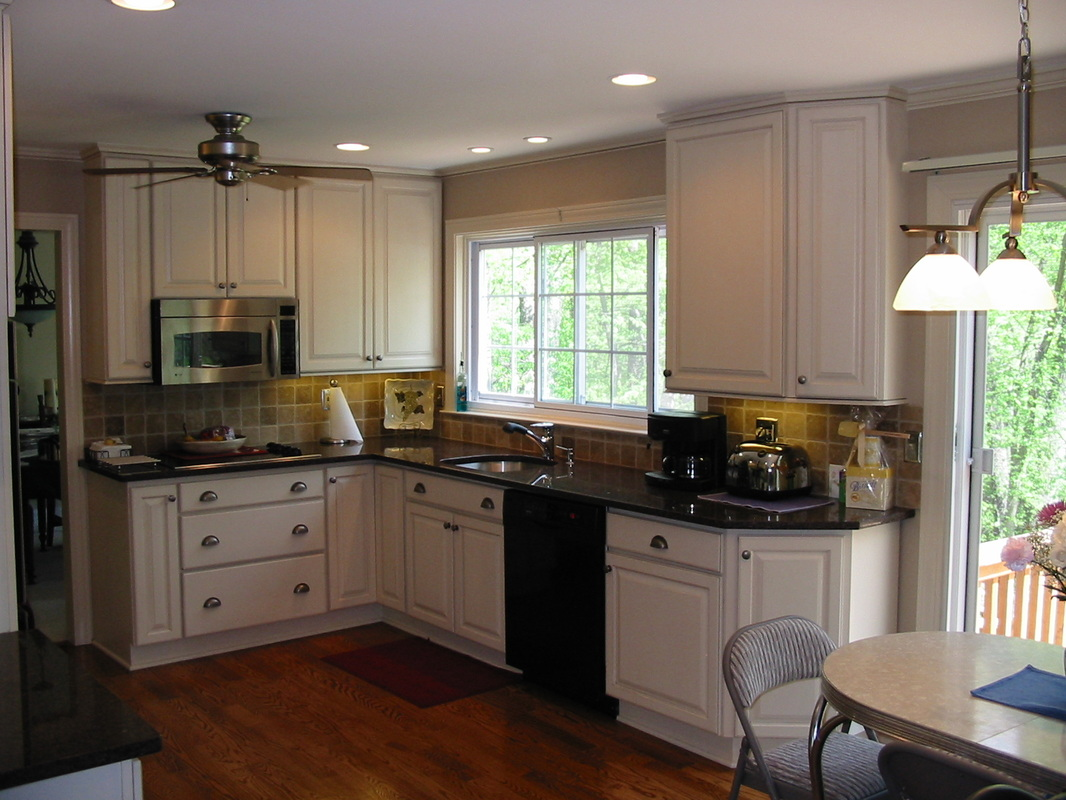 photos kitchens with painted maple or rustic alder